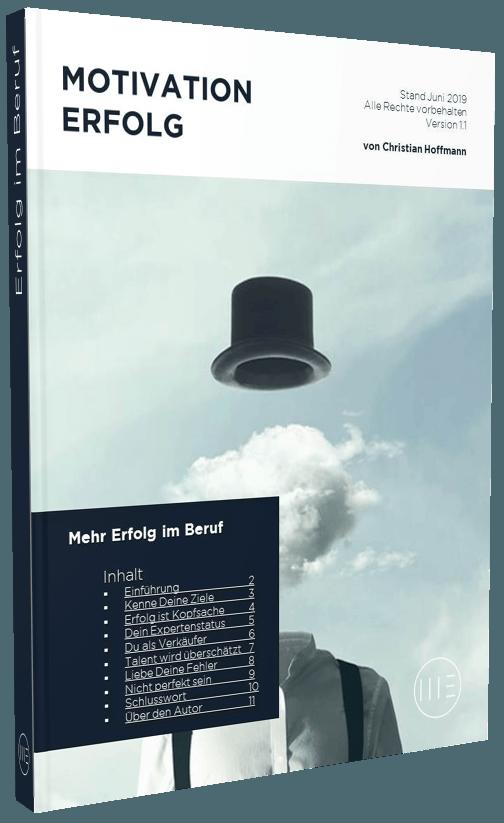 Erfolg im Beruf eBook